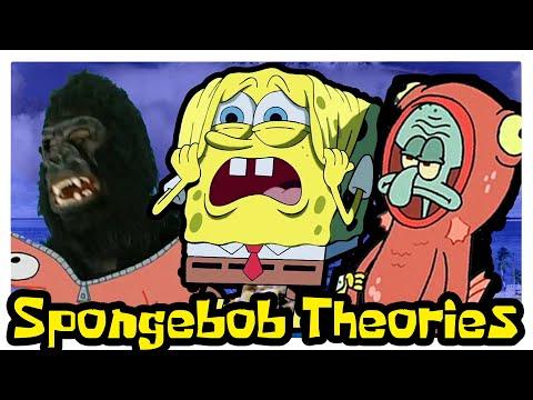 5 Worst/Best Spongebob Theories