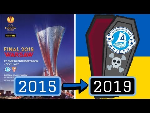 The Death of FC Dnipro: How Did It Happen?