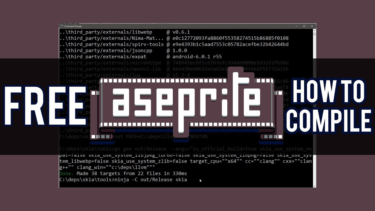aseprite download compiled