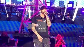 Eminem - Majesty [4K] (Live at Wellington, New Zealand, 03022019, Rapture)
