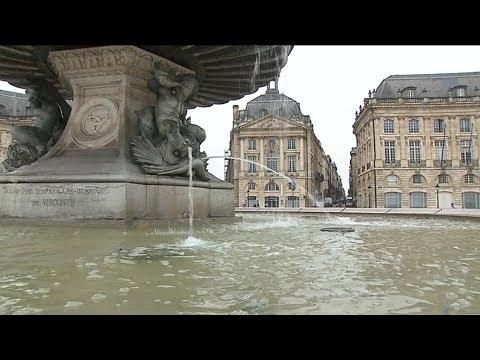 3 étoiles pour la Place de la Bourse à Bordeaux