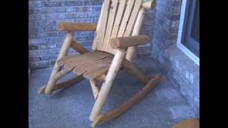 Log Rocking Chair Review By Logfurnitureplace.com