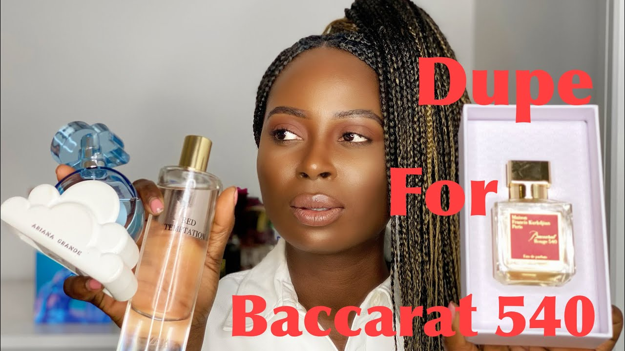 Watch this BEFORE you BUY   DUPES FOR BACCARAT ROUGE 20