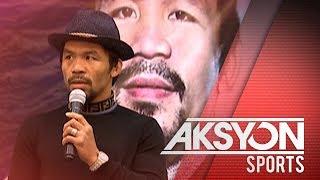 Manny Pacquiao, handa raw makatrabho muli si coach Freddie Roach