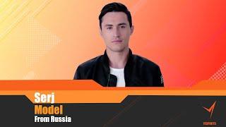 Yesports Talent - Serj - Russian model in Hong Kong