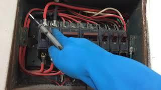 插座電壓不足!?part2家用配電盤線路110v、220v接法簡介