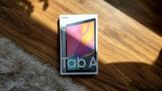 Galaxy Tab A 10.1 (2019) | Unboxing & First Look