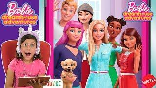 Barbie Dreamhouse Adventures gameplay en Juguetes MaryVer