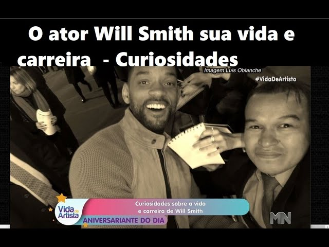 O ator Will Smith sua vida e carreira - Curiosidades