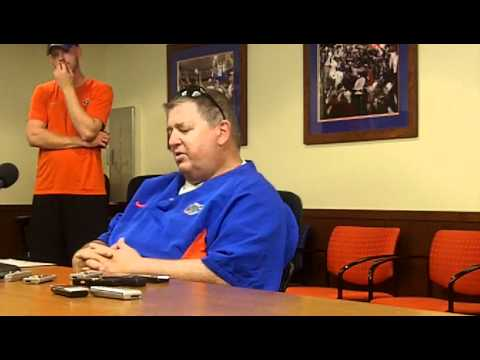 Charlie Weis on John Brantley and Gators
