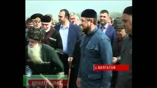 В Чечне прошел праздник первой борозды Чечня.