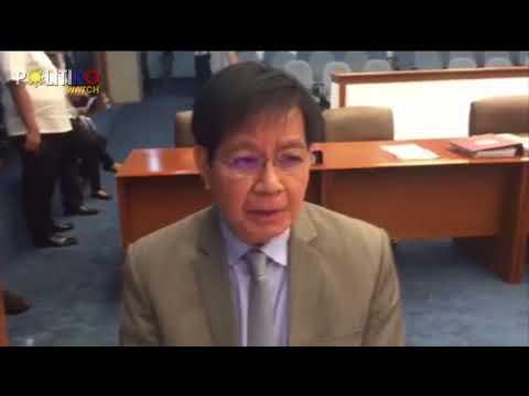 Hindi nakakapagtaka kung may Chinese mafia sa loob ng NBP - Lacson