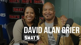 David Alan Grier Interview on Sway in the Morning