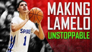 How to Make Lamelo Ball Unstoppable! 3 Simple Things to Skyrocket His Shooting Form and Percentage