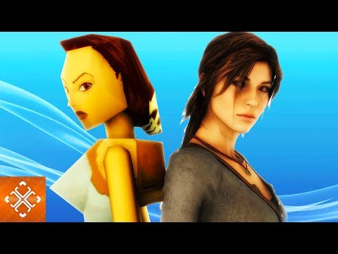 Tomb Raider: The Evolution of Lara Croft in Video Games