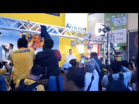 Nikon Photography Contest @ Jakarta Convention Center