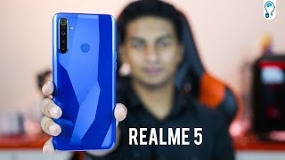 Realme 5 and My Experience - Full Review