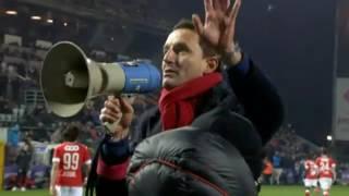 Charleroi - Standard : Gros plan sur les débordements et l'arrêt du match