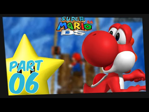 super-mario-64-ds-|-yoshi-the-fire-bender---part-6