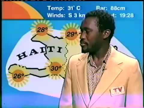 Haiti Weather Forecast