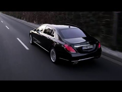 Exclusive Cost of MAYBACH S600 vs. S600 PULLMAN from Mercedes 2016