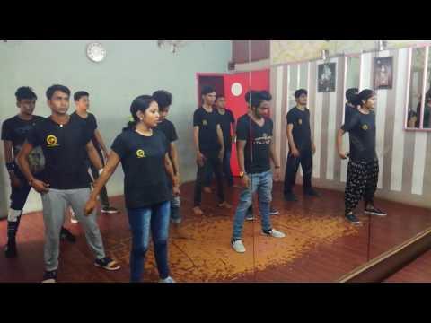 Sorry sorry song dance style Bollywood choreography by:-(Jacky mallik)