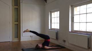 Original Pilates MatWork July 2016