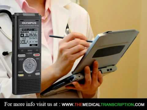 Offshore Medical Transcription Solutions in India with best of breed