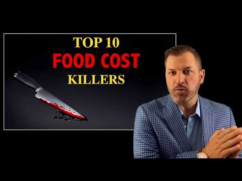Top 10 Food Cost Mistakes