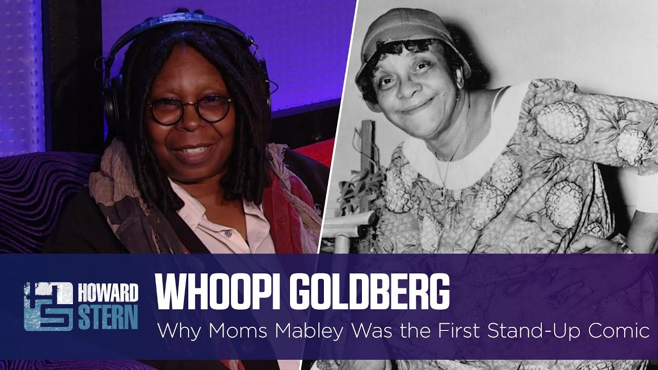 Download Whoopi Goldberg on Moms Mabley Being the Very First Stand-Up Comedian (2013)