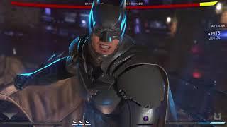 Injustice 2 Batman vs Darkseid