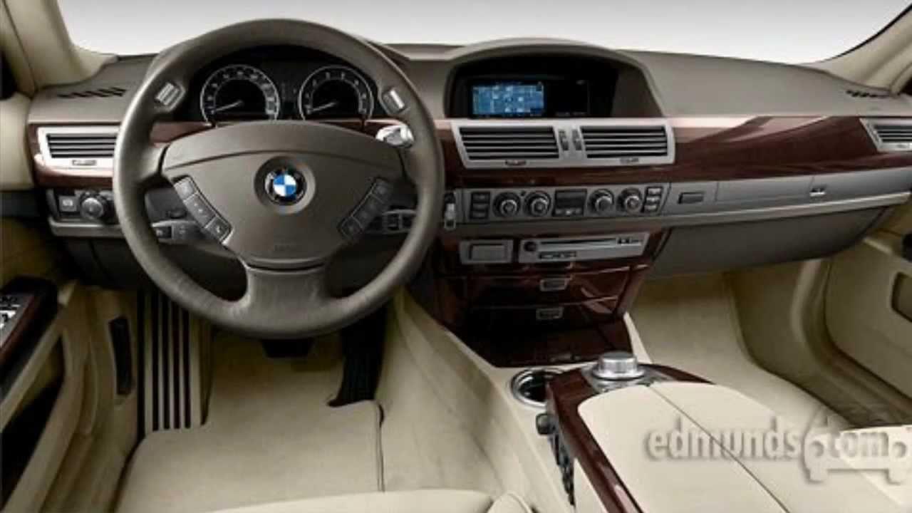2008 BMW 7 Series E66 750li & 760li Cool Photos - YouTube