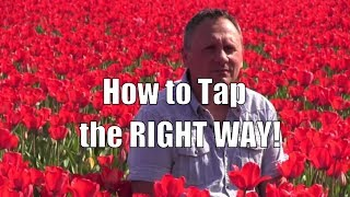 406 How To TAP the RIGHT WAY!  Faster EFT Tapping | Faster EFT FAQ