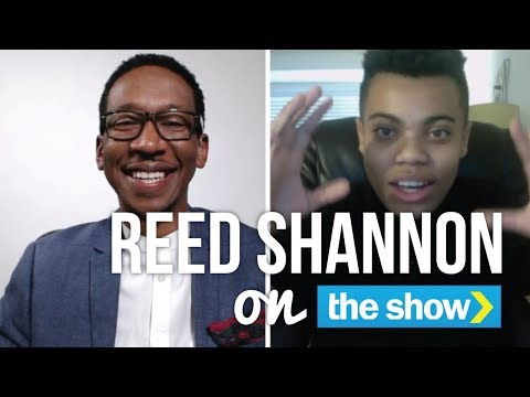 Reed Shannon talks Michael Jackson, Nickelodeon and