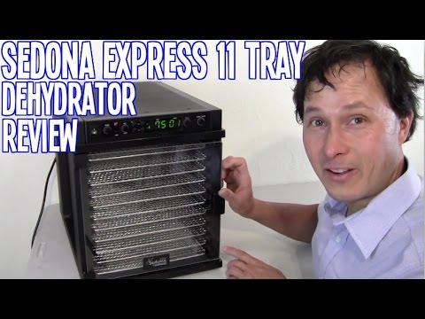 Sedona Express 11 Tray Food Dehydrator Review