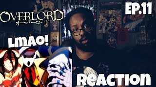 Overlord Season 3 Episode 11 Reaction And Review - Another