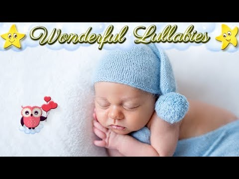 Super Relaxing Brahms Lullaby For Sweet Dreams ♥ Soft Musicbox Baby Bedtime Music ♫ Good Night
