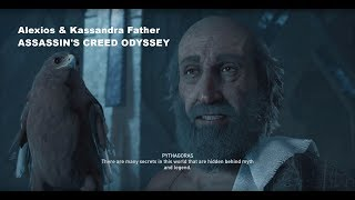 Alexios & Kassandra Father ASSASSIN'S CREED ODYSSEY