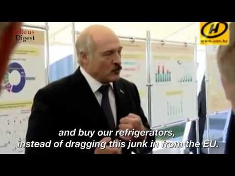 Lukashenka Threatens to Fire Top-Officials - Belarus Video Digest