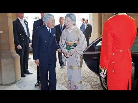 日本の天皇陛下を