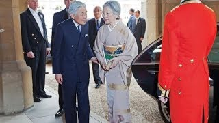 """日本の天皇陛下を""""特別待遇""""したエリザベス女王!王室と皇室の知られざる友情に感動!メディアでは語られない裏側とは… thumbnail"""