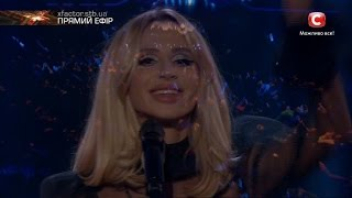 LOBODA - Твои глаза Live | ФИНАЛ «Х-фактор-7» (17.12.2016)