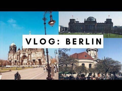 VLOG: BERLIN TRIP - APRIL 2018