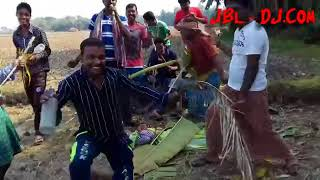 Amar Ei Hori Naam Jabe sedin Sathe Go   Bangla DJ Remix Song   Village Boys Danc
