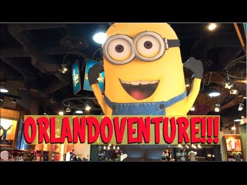 "Universal Orlando, Islands of Adventure, Diagon Alley ""follow me"" VLOG"