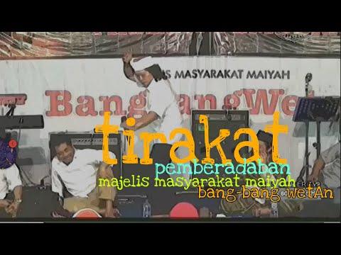 "Tirakat Pemberadaban ""cak Nun"" Majelis Masyarakat Maiyah Bang-bang Wetan Surabaya"