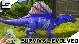 ARK: Survival Evolved - TAMING A NEW SPINO! S2E19 ( Gameplay )