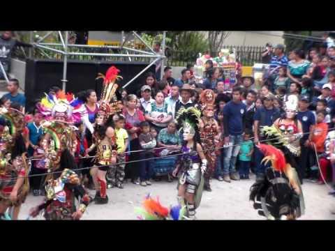 Feria de San Andrés Semetabaj - Convite Primero de Diciembre