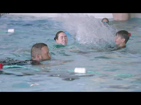 Leisure Centre Pool Walkthrough Video