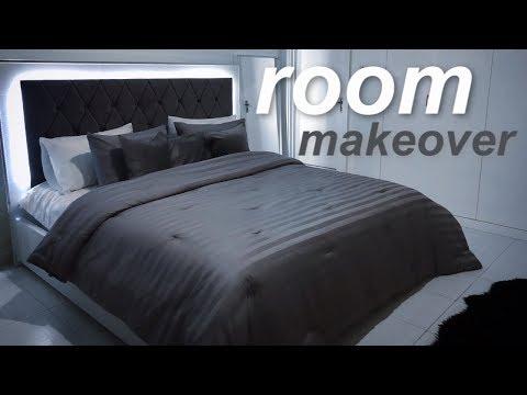 EXTREME Bedroom Makeover! ♡ FULL TRANSFORMATION!